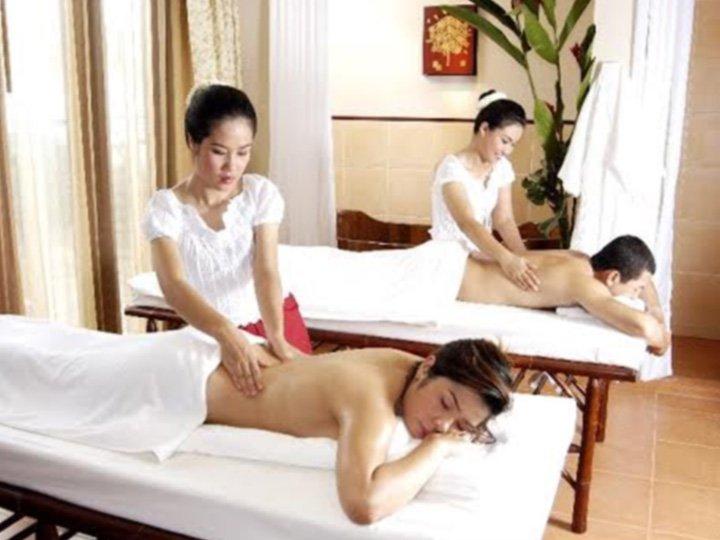 тайка массаж фото